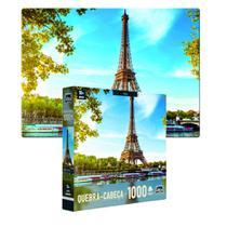 Quebra-cabeça 1000 Peças Paris Toyster -