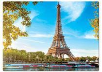 Quebra-Cabeça 1000 Peças Paris - Toyster -
