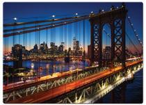 Quebra-Cabeça 1000 Peças Ponte De Manhattan - Toyster -