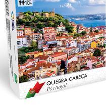 Quebra-Cabeça 1000 Peças Portugal 7288 - Pais e filhos -