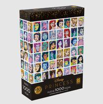 Quebra Cabeça 1000 Peças Princesas Disney 04002 Grow -