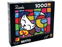 Quebra-cabeça 1000 Peças Puzzle Romero Britto - Grow