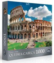 Quebra-Cabeça 1000 Peças - Roma - Itália - Toyster