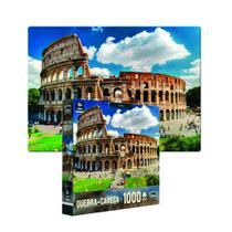 Quebra Cabeça 1000 Peças Roma Toyster -