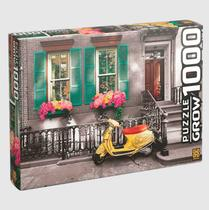 Quebra-cabeça 1000 peças scooter - grow -