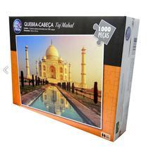 Quebra-Cabeça 1000 Peças Taj Mahal 7267 - Pais e Filhos -