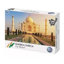 Quebra-Cabeça 1000 Peças - Taj Mahal - Pais & Filhos -