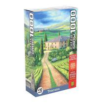 Quebra-cabeca 1000 pecas - Toscana GROW -