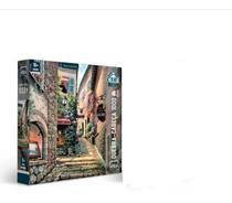 Quebra-cabeça 1000 Peças Vielas Francesas Escada - Toyster - Game Office