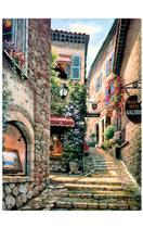 Quebra-Cabeça 1000 Peças Vielas Francesas Escada - Toyster -