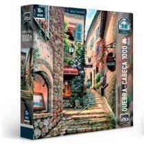 Quebra-Cabeça 1000 Peças Vielas Francesas Escadaria Toyster 2517 -
