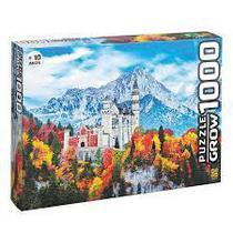 Quebra-Cabeça 1000 PeçasGrow - Castelo de Neuschwanstein -