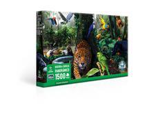 Quebra cabeca 1500 pecas - floresta amazonica - Toyster