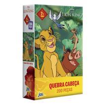 Quebra-cabeça 200 peças Lion King Jak -