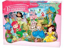 Quebra-cabeça 28 Peças Princesas - Pais & Filhos