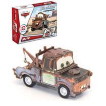 Quebra-Cabeça 3d - Carros Disney - Mater - Dtc -