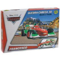 Quebra Cabeça 3D Carros - Dtc