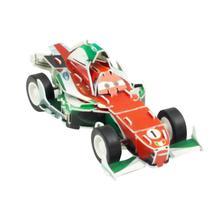 Quebra-Cabeça 3D Disney Carros Francesco - DTC 3806 -