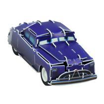Quebra-Cabeça 3D Disney Carros Hudson - DTC 3806 -