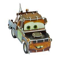 Quebra-Cabeça 3D Disney Carros Mate - DTC 3806 -