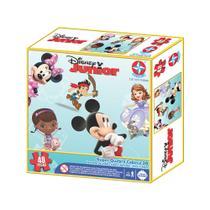 Quebra-Cabeça 3D - Disney Junior - Estrela -