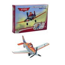 Quebra-Cabeça 3D Movido a Fricção - Carros e Aviões Disney Pixar Colecionável - Kopeck
