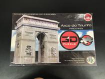 Quebra - Cabeça 3D Puzzle Arco do Triunfo/ Paris - França DTC - Dct