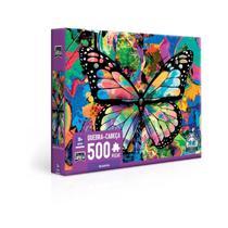 Quebra Cabeça 500 Peças Borboleta 2841 Toyster -