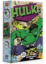 Quebra-cabeça 500 Peças  Marvel Comics Hulk Toyster -