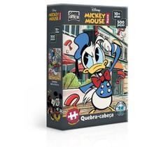 Quebra Cabeça 500 Peças Nano Pato Donald - Toyster