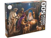 Quebra-cabeça 500 Peças Puzzle Noite de Luz - Grow