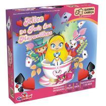 Quebra-Cabeça Alice no País das Maravilhas 40 peças - Ciabrink