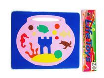Quebra-Cabeça Aquario - Mingone Brinquedos