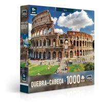 Quebra-Cabeca Cartonado Roma 1000 Pcs Toyster Unidade -