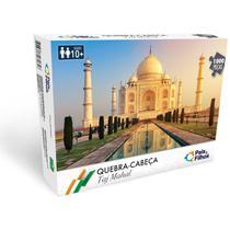 Quebra-Cabeca Cartonado Taj Mahal C/1000 Pecas  Pais E Filhos -