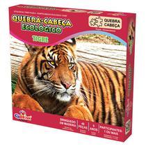 Quebra Cabeca Ecologico Tigre Cia Brink - Ciabrink