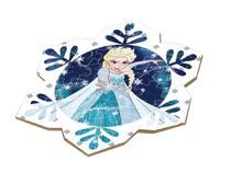 Quebra-Cabeça Frozen Disney 60 Peças - Xalingo -