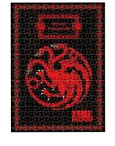 Quebra Cabeça Game Of Thrones Targaryen - Estrela -