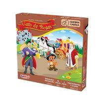 Quebra-Cabeça Gato de Botas 48 peças em Caixa Cartonada - Ciabrink