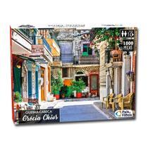 Quebra-Cabeça Grécia Chios 1000 peças - Pais & Filhos -