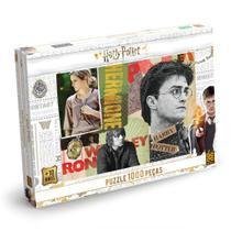 Quebra-Cabeça - Harry Potter - 1000 Peças - Grow -