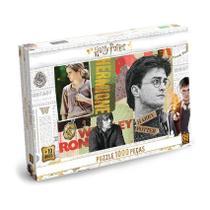 Quebra Cabeça Harry Potter - 1000 Peças - L3 Store