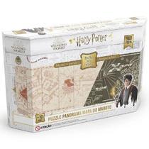 Quebra Cabeça Harry Potter P500 Brilha No Escuro 03970 Grow -