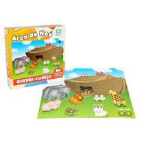 Quebra - Cabeça Infantil Arca de Noé - Nig Brinquedos -