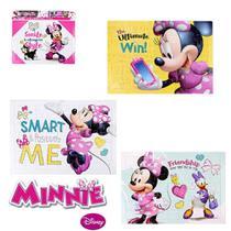 Quebra-cabeça Infantil Etitoys da Minnie 63 Peças - Etilux