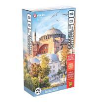 Quebra-Cabeça - Istambul - 500 Peças - Grow -