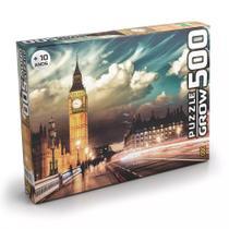 Quebra Cabeça Londres Puzzle 500 Peças 3456 - Grow -