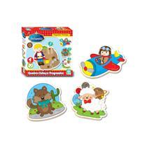 Quebra Cabeça Madeira 30 Peças Pequeno Príncipe Nig - Nig Brinquedos -