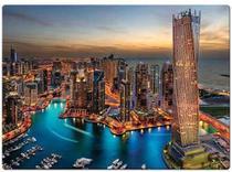 Quebra-Cabeça Marina de Dubai 1000 Peças - Game Office 2308 - Toyster