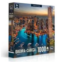 Quebra-cabeça Marina De Dubai 1000 Peças - Toyster -